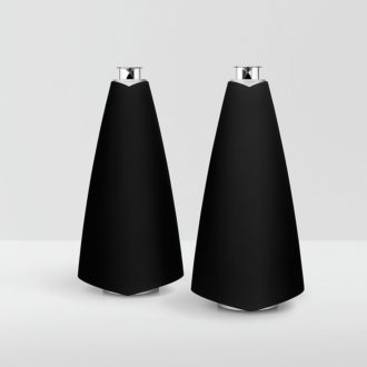 BeoLab 20 med sort frontstof produktbillede