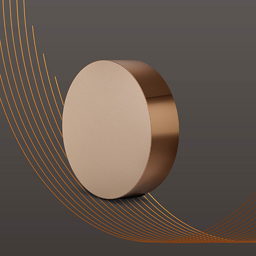 BeoSound Edge Bronze - Forside