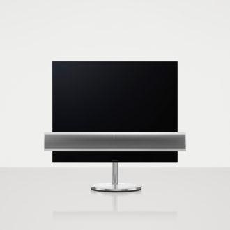 "BeoVision Eclipse 55"" - Gulvstand - Aluminiumsfront - Produktbillede"