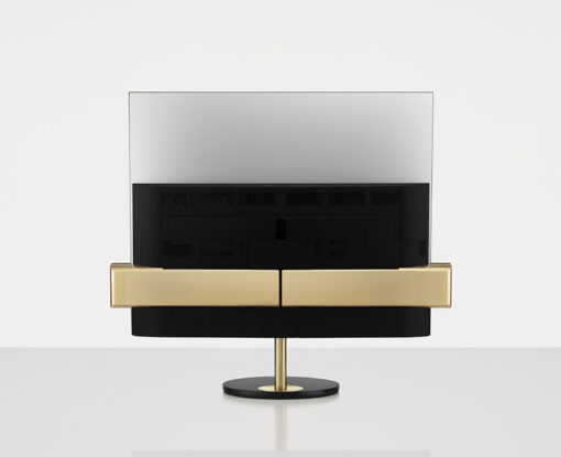 BeoVision Eclipse Brass - Back