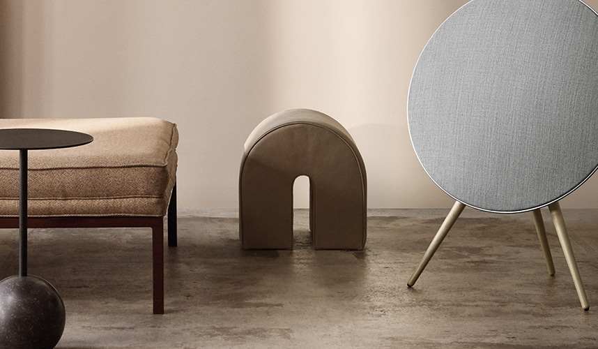 Beoplay A9 with multiroom_livingroom