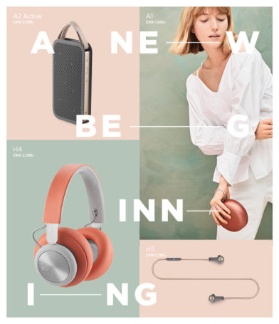 SS17 Collection - Beoplay - BOCOPENHAGEN