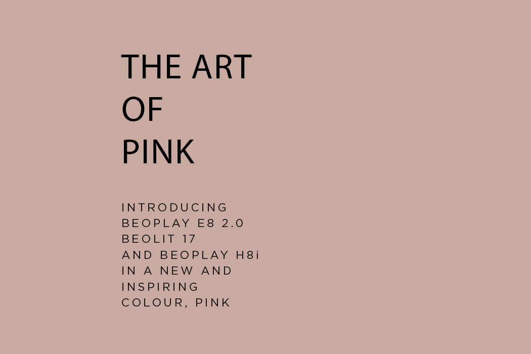 THE ART OF PINK - Pink Collection