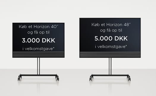 TV Kampagne - BeoVision Horizon