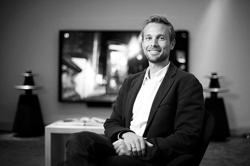 Morten Gyrtrup, Indehaver af B&O Lyngby